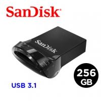 SanDisk Ultra Fit USB 3.1 high-speed flash drive (company goods) 256GB