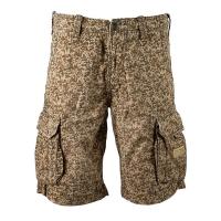 (truereligion)[United States True Religion] male CAMO BIG T beige shorts