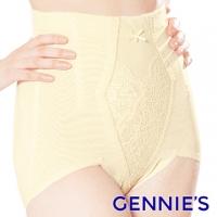 (Gennies)Gennies Chi Ni 010 Series - 窈窕美身束?- beige (T564)