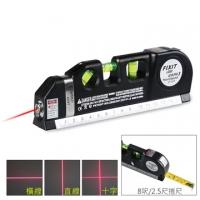 Multifunction infrared laser level gauge laser
