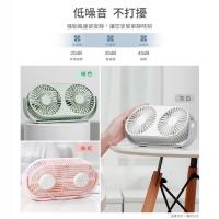 Fragrances Desktop Dual fan speed of the fan may be USB (FAN-54) - Pink