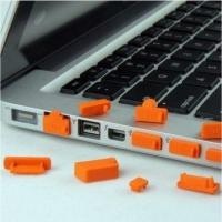 Laptop Connector Port Cover - Orange