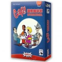 [Board game] Neuschwanstein International Cafe Cafe International - Chinese Version