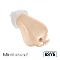 Mimitakara耳寶 ★ 6SY5 清晰耳內型耳寶助聽器 [輕、中度適用][電池式設計]