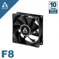 (arctic-cooling)【ARCTIC】F8 8 cm fan black