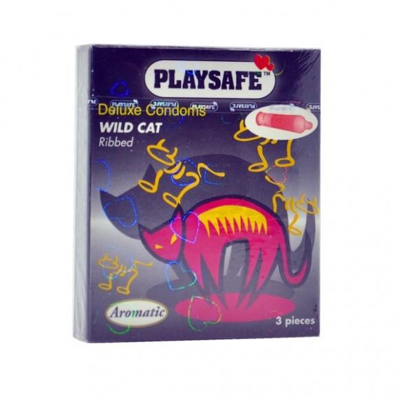 PLAYSAFE WILDCAT - 3's