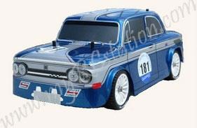 1/10 Mini Body NSU TT #M2307