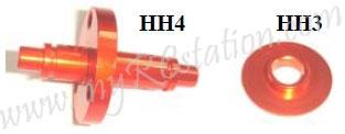 3851-8 Direct Center Shaft (HN4/HN3)