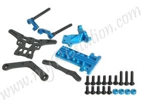 Extension Wheel Base Kit 257mm For M05 #M05-31/LB
