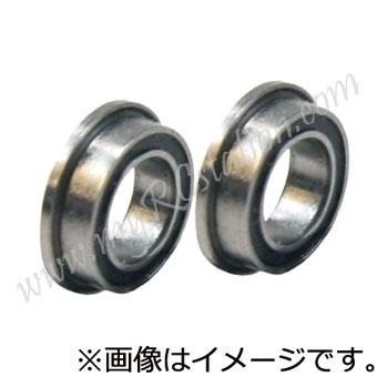 Flange Ball Bearing 4xF7x2.5mm, 2pcs #BB740F
