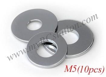 Flat Washer M5 (10pcs) #TTL149