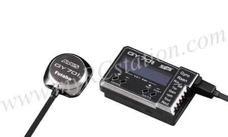 Futaba GY701 Gyro w/Amplifier & Governor Sensor #GY701-GYGV