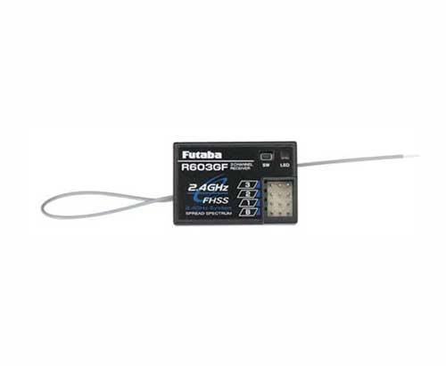 Futaba Receiver R603GF (2.4G) (2PL)