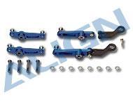HS1215-84 450V2 METAL CONTROL LEVER/BLUE