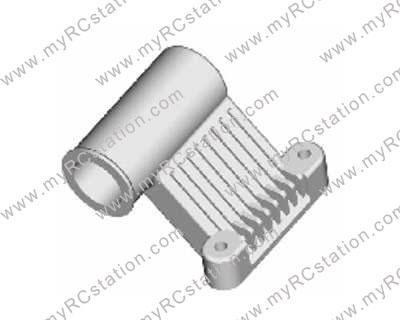 Hsp 02031 Exhaust Manifold#02031