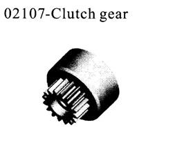 HSP 1/10 Clutch Bell(Single Gear)*02107