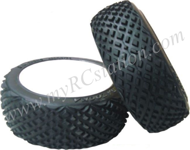 HSP 1/10 Buggy Front Tyre