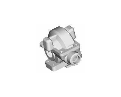 HSP 1/10 Gear Box*02051#02051
