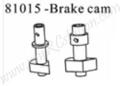 HSP 1/8 Brake Cam Shafts #81015