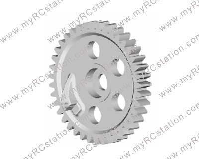 HSP Spur gear 42T#06033
