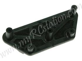 Plastic Front Bumper For F103GT & #TT01-24/WO #F103GT-04
