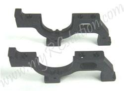 Plastic Rear Bulkhead L & R #9168-011