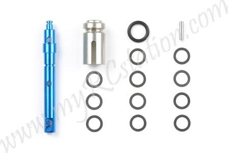RC TB03 Aluminum Prop Joint - Set (REAR) #54053