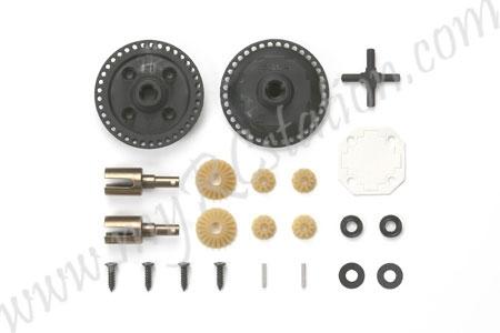 RC TRF417 Gear Diff Unit #42185