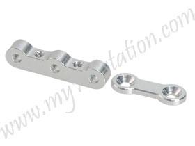 Replacement Aluminum Bulkhead Mount For #TT01-38 #TT01-M06