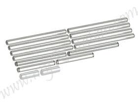 Replacement Suspension Pin Set (12 pcs) For #TT01-38 #TT01-M03