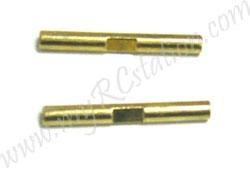 Shaft 2.5mm x 22mm (2pcs) #9168-036