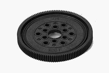 Tamiya 0.4 Spur Gear 128T #53593