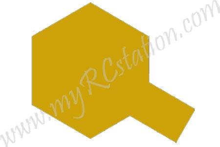 Tamiya Color PS-13 Gold #86013