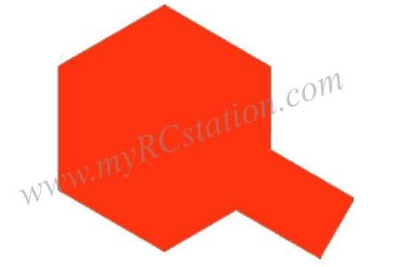 Tamiya Color PS-24 Fluorescent Orange #86024