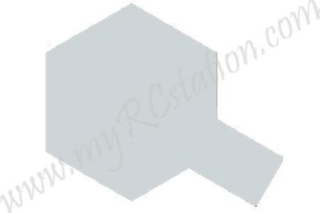 Tamiya Color PS48 Semi-Gloss Silver Anodized Aluminum #86048