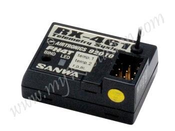 RX-461 2.4GHz Receiver #RX-461