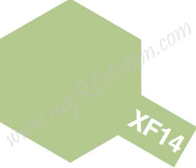 XF14 J.A. Grey Enamel Paint (Flat)