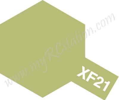 XF21 Sky Enamel Paint (Flat)