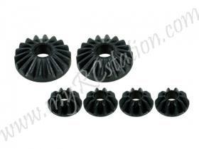 Gear Differential Gear Set- Ver. 2 For #SAK-65 #SAK-65F/V2
