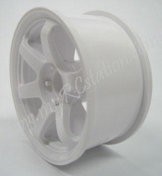 Mikuni TE37 SL White 5mm,2pcs #DW-3254