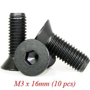 CSK M3 x 16mm (10pcs) #TTL189