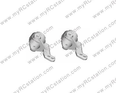 HSP 1/10 Gas Car Steering Hub (L/R)#02014