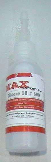 Silicone Oil #600 (Shock Oil)
