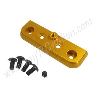 SP Stabilizer Bar Holder For R31[Gold]#ER.R31-25P1-GO