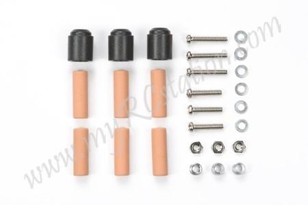 JR Rubber Brake Set #15413