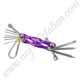 SP Multi Tools(12kinds)[PU] #ER.3925-PU