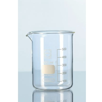 DURAN beaker low form with spout (800ml)