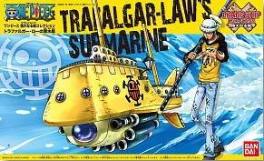 ONE PIECE [02] Trafalgar Law`s Submarine