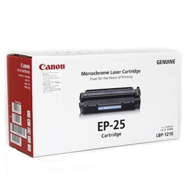 Canon EP-25 (5773A003AA) Black Genuine Original Printer Toner Cartridge
