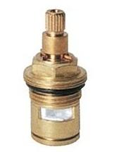 Brass Cartridge (Quarter Turn)